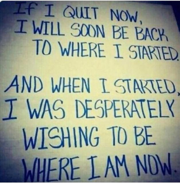 Dont Quit Now