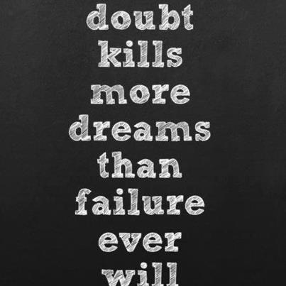 Failure-Doubt