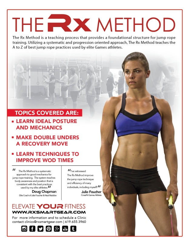 The Rx Method Flyer