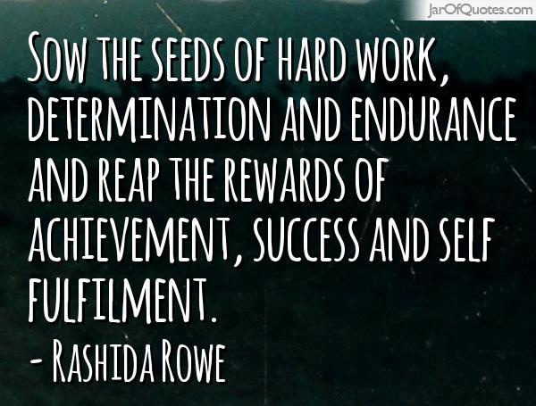 Endurance Seed