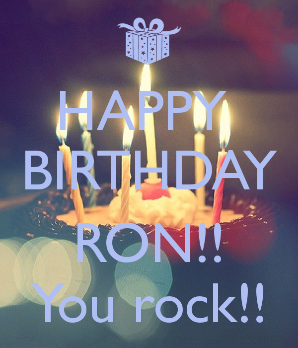 happy-birthday-ron-you-rock