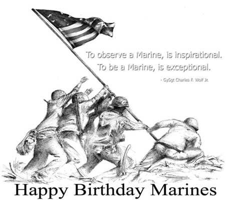 marinebday
